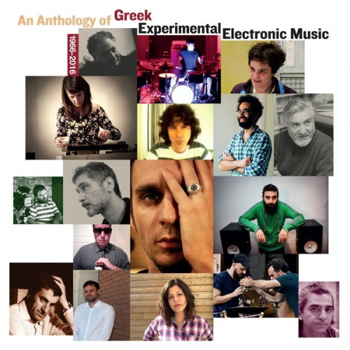 An Anthology Of Greek Experimental Electronic Music 1966-2016_CD